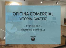 Nueva oficina comercial cronoslive promocion de viviendas for Oficina kutxabank vitoria