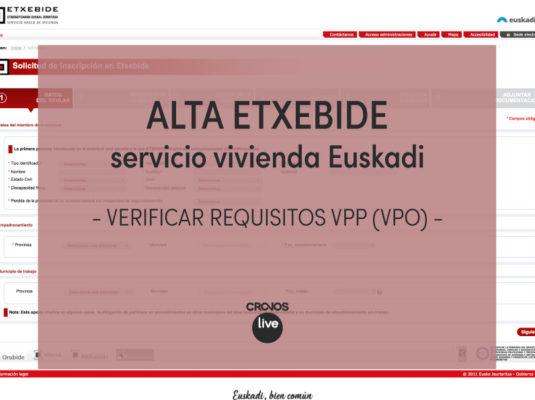 Alta Etxebide, servicio vasco vivienda Cronoslive